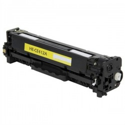 HP CE412A YL Color Laser Jet PRO 300 MFP M375NW/ PRO 400 M451DN