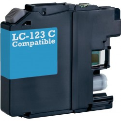 LC-123 CY Brother DCP J132W/ J152MFP/ J752/ MFP J4110/ J4410