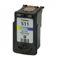 CL-511 3C Canon Pixma iP2700/ MP240/ MP250/ MP490/ M495/ MX320