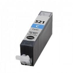 CLI-521 CY Canon Pixma iP3600/ iP4600/ MP540/ MP620/ MP630/ MP980