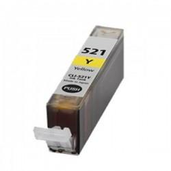 CLI-521 YL Canon Pixma iP3600/ iP4600/ MP540/ MP620/ MP630/ MP980
