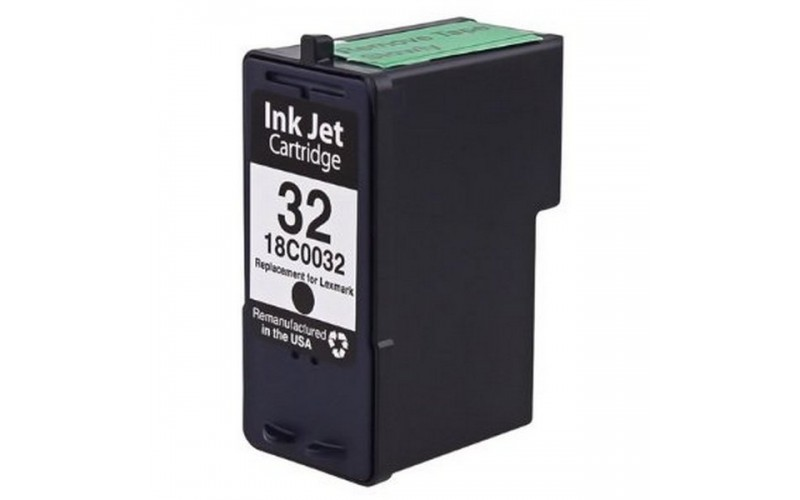 18C0032 No.32 Lexmark Z812/ Z818/ X5250/ X5270/ X5270/ X3350/ X7170