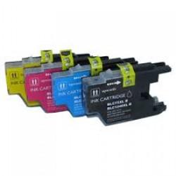 LC-75 BK Brother MFC-J280W/ MFC-J425W/ MFC-J430w/ MFC-J435W/ MFC-J5910DW/ MFC-J625DW/ MFC-J6510DW/ MFC-J6710DW/ MFC-J6910dw/ MFC-J825DW/ MFC-J835DW